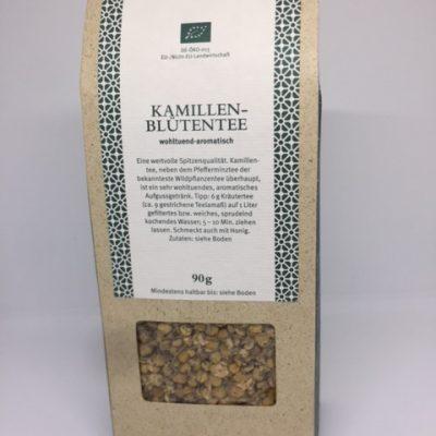 Camomile Blossom Tea – Cúc La Mã