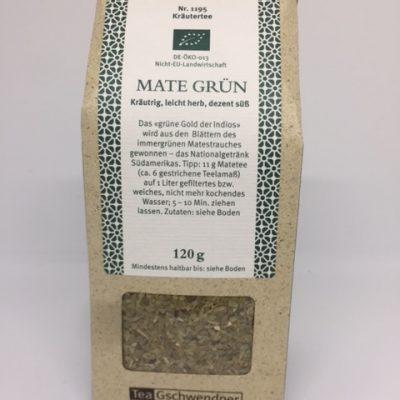 Mate green – Trà Mate